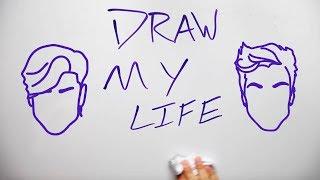 Draw My Life - Dolan Twins
