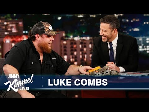 Luke Combs on His First Show & Wanting to Be a Homicide Detective