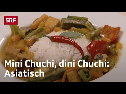 Mini Chuchi, dini Chuchi: Asiatisch