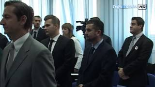 Prva (konstituirajuća) sjednica GV Tuzla 22.nov.2016.