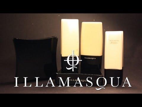 Skin Base Foundation by Illamasqua #4