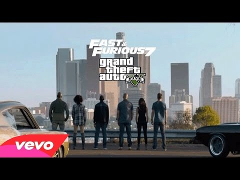 GTA 5  Wiz Khalifa - See You Again ft. Charlie Puth [Official Video] Furious 7 Soundtrack