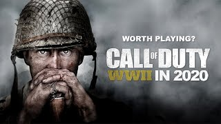 Should You Play CoD WW2 in 2019?