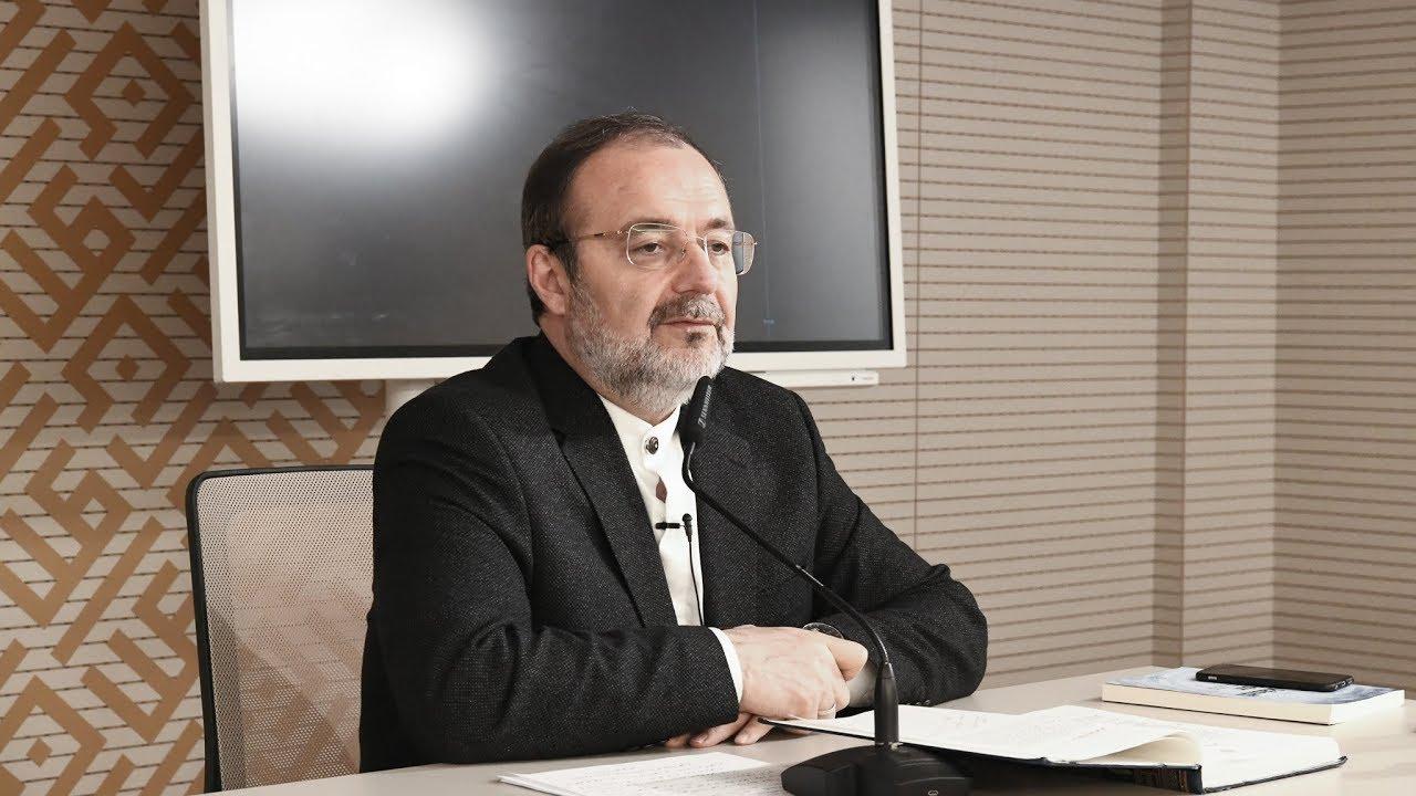 Prof. Dr. Mehmet Görmez I İslami İlimlerin Yeniden İhyası I 22.12.2018