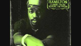 Coming From Where I'm From Anthony Hamilton Screwed & Chopped By Alabama Slim