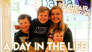 A Day in my Life   Aupair in Boston   Daria Abroad