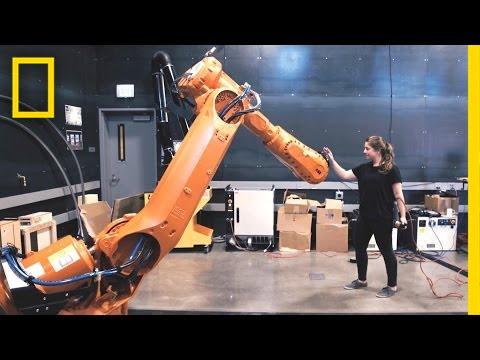 Meet Madeline, the Robot Tamer   Short Film Showcase thumbnail