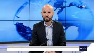 RTK3 Lajmet e orës 22:00 08.07.2020
