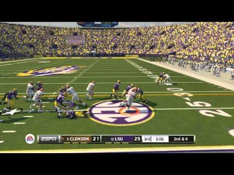 NCAA 14:MUST SEE ENDING-