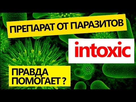 Интоксикация после глистов у человека