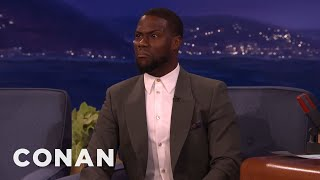 Kevin Hart & Ice Cube Are Best Frenemies  - CONAN on TBS - dooclip.me