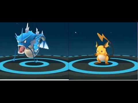 Pkemon Go 鯉魚王+皮卡丘進化篇