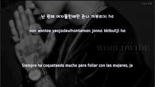 Jay Park - MOMMAE REMIX (Feat. Crush, Simon Dominic, Honey Cocaine) [SUB ESP]