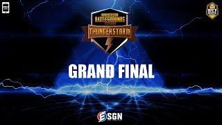 💥 PUBG MOBILE THUNDER STORM | Final Round !!