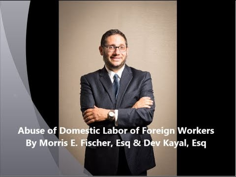 Abuse of Domestic Labor of Foreign Workers