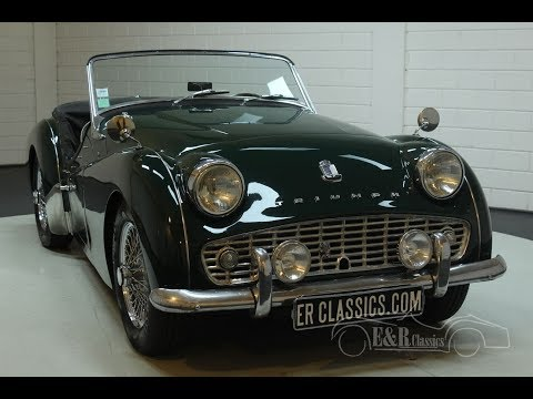 Video of '60 TR3A - Q6KH