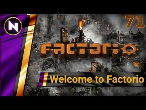 Welcome to Factorio 0.17 #71 OVERSATURATION IS THE KEY