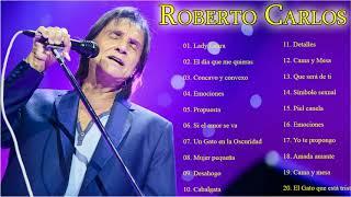 Roberto Carlos Sus Grandes Exitos    Las Mejores Canciones De Roberto Carlos