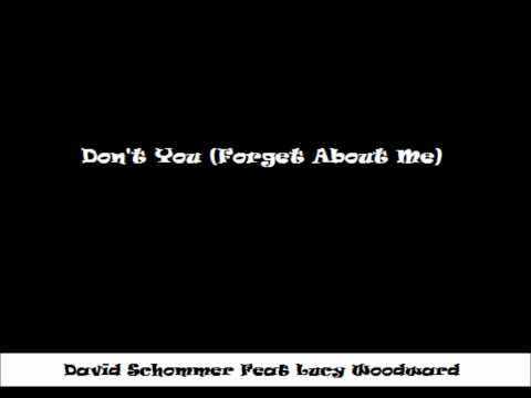 Don't You (Forget About Me) (2006) (Song) by David Schommer and Lucy Woodward