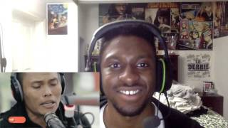 """Roland 'Bunot' Abante Covers """"To Love Somebody"""" Michael Bolton LIVE On Wish 107 5 Bus REACTION"""