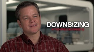 "Downsizing (2017) - ""What is Downsizing?"" Featurette - Paramount Pictures"