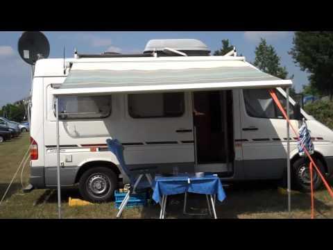 Camper-weekend in Linden