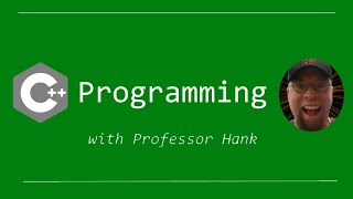 C++ Programming Tutorial:  Array of Objects