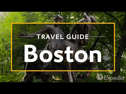Video Boston Vacation Travel Guide | Expedia