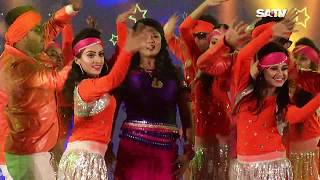 Eid Dance By Mousumi Hamid On SATV | Eid Dance Program