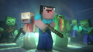 ZOMBIES (Minecraft Animation) [Hypixel]