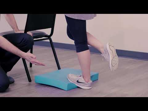 Single Leg Reverse Calf Raise