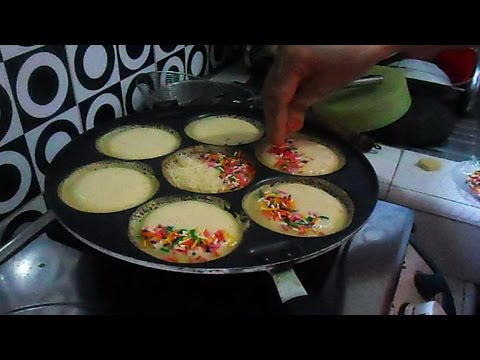 Video Resep Cara Membuat Martabak Mini ManisMartabak Unyil