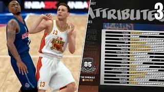 Maxing Player Attributes + Playing NBA All Stars! | NBA 2K19 MyCareer Part 3 |