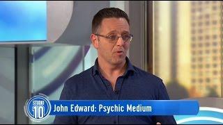 John Edward Audience Reading | Studio 10
