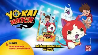 Yo-kai watch - Bande annonce VF