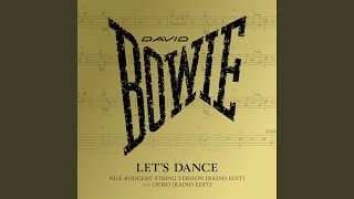Let's Dance (Nile Rodgers' String Version) (Radio Edit)