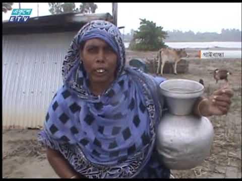বন্যায় নদনদীর পানি আবার বাড়তে শুরু করেছে উত্তরাঞ্চলে | ETV News