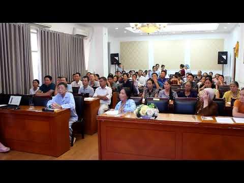 Sinh hoạt câu lạc bộ bệnh nhân Bệnh viện Tim Hà Nội
