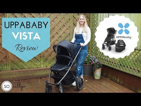 UPPABABY VISTA BUGGY: The Ultimate Review and Demo!