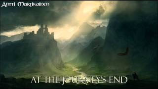 Epic medieval celtic music - At the Journey's End