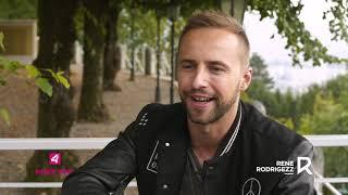Rene Rodrigezz   Interview   Puls4 Musik Tipp