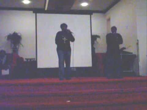 WE GO HARD FOR JESUS!!! FEATURING DA' NUCLEUS AKA KING SOLOMON & PURPOSE© 2010