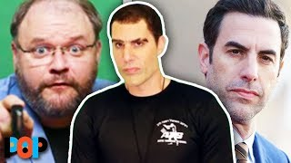 Sacha Baron Cohen Gets GOP Official To Show His True, Racist Colors