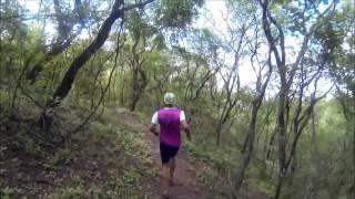 preview picture of video 'XI° Desafio al Cañon de Paclin'