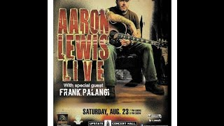 Frank Palangi - It's All Right (Aaron Lewis) Opener Live (Upstate Concert Hall)