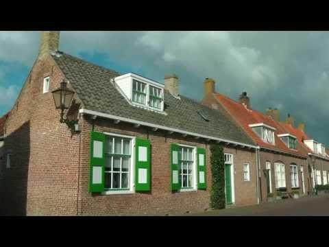Video NETHERLANDS Veere, Zeeland (hd-video)