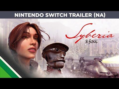 Syberia Nintendo Switch Trailer - ESRB - American Version thumbnail