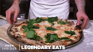 Why Lucali Is The Most Legendary Pizza Restaurant In Brooklyn | Legendary Eats