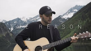 Hoobastank   The Reason (Acoustic Cover By Dave Winkler)