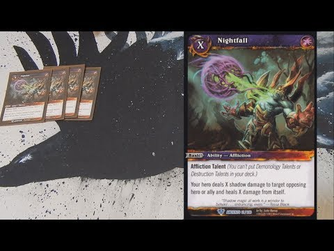 World of Warcraft TCG | 1st Place | Stormcrow Games | Core Invitational